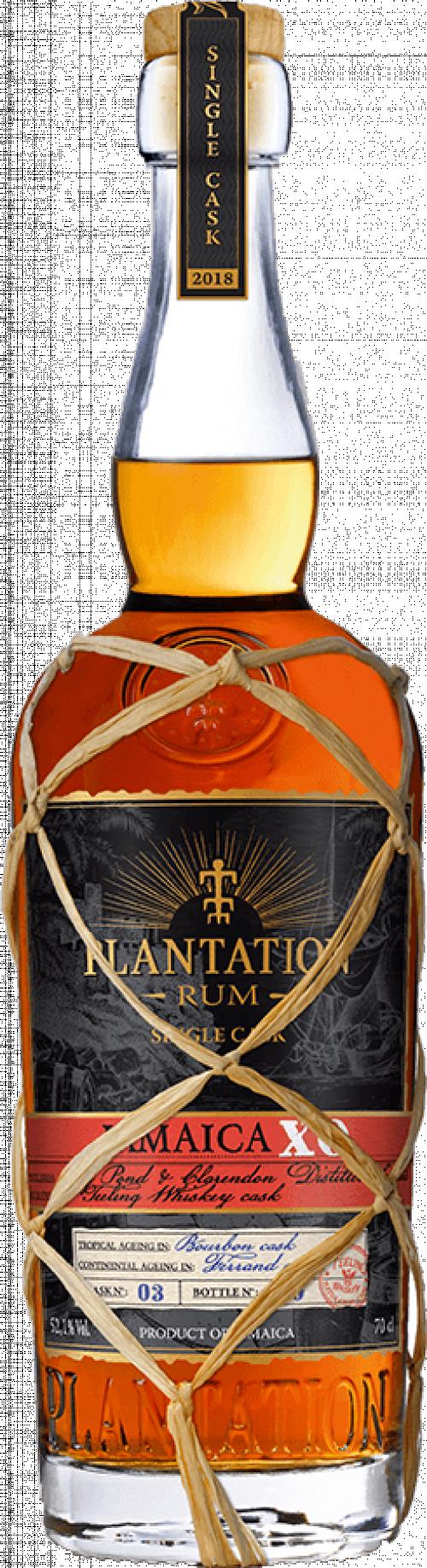 Plantation XO Jamaican Cask Rum 750Ml