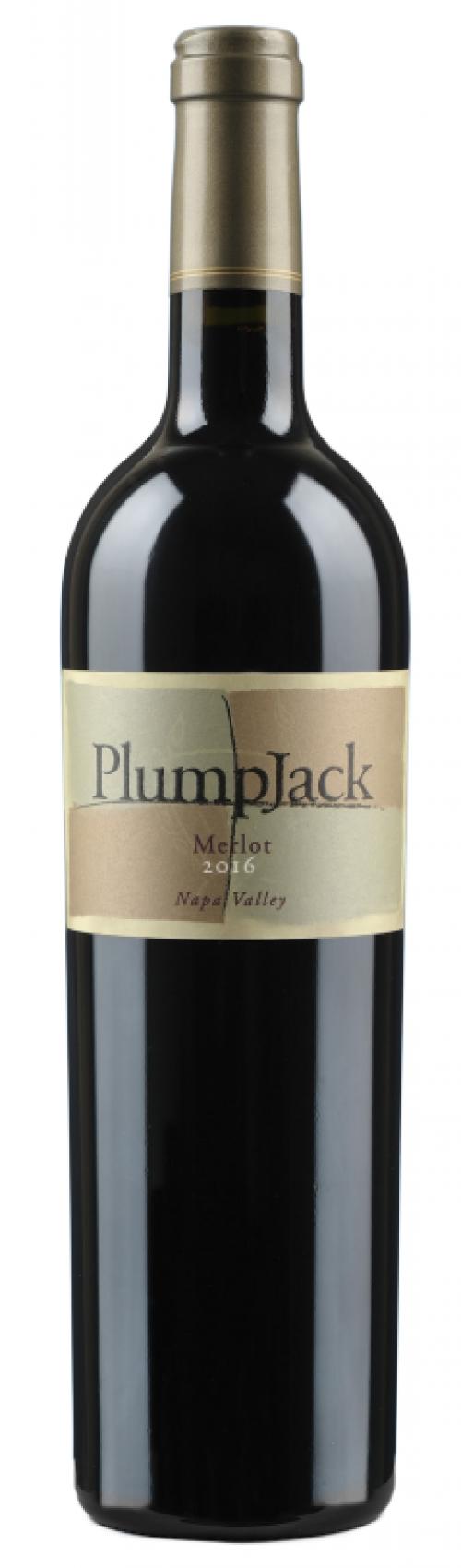 2016 Plumpjack Napa Merlot 750Ml