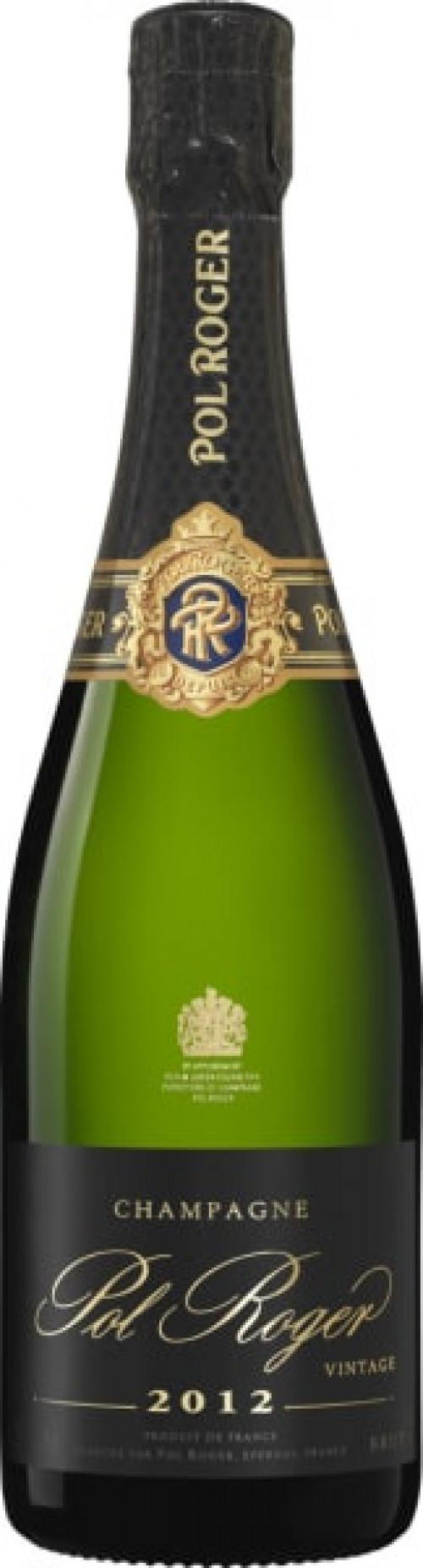 2012 Pol Roger Vintage Brut 750ml