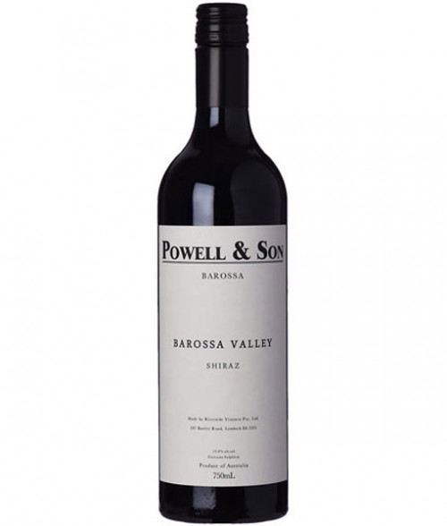 2016 Powell & Son Barossa Valley Shiraz 750ml