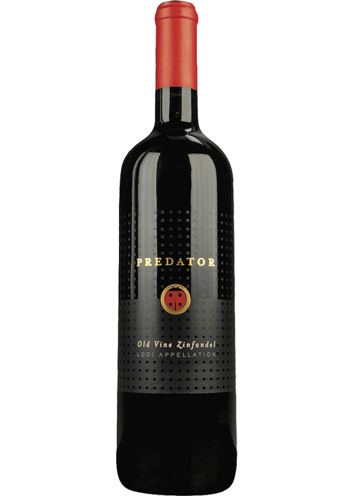 2018 Predator Old Vine Zinfandel 750ml