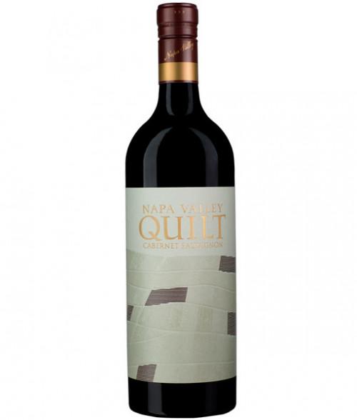 2017 Quilt Napa Cabernet Sauvignon 750Ml