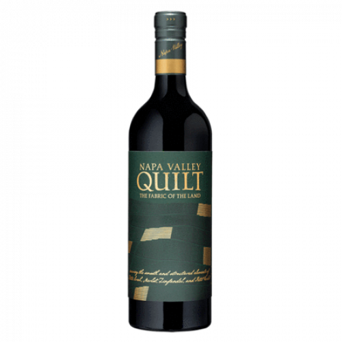 2019 Quilt Fabric of the Land Napa Red Blend 750ml