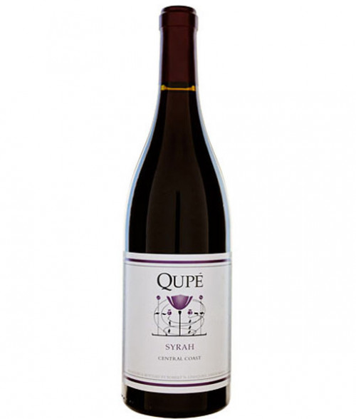2016 Qupe Syrah Central Coast 750Ml