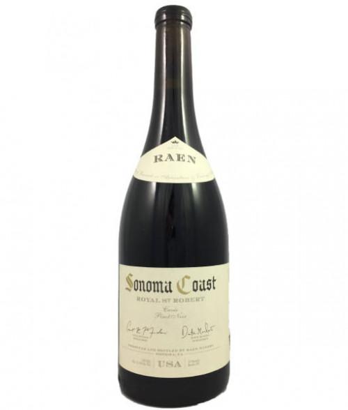 2017 Raen Pinot Noir Royal St Robert 750ml