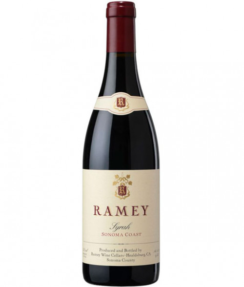 2016 Ramey Syrah Sonoma Coast 750ml