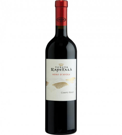 2016 Rapitala Nero D'Avola 750ml