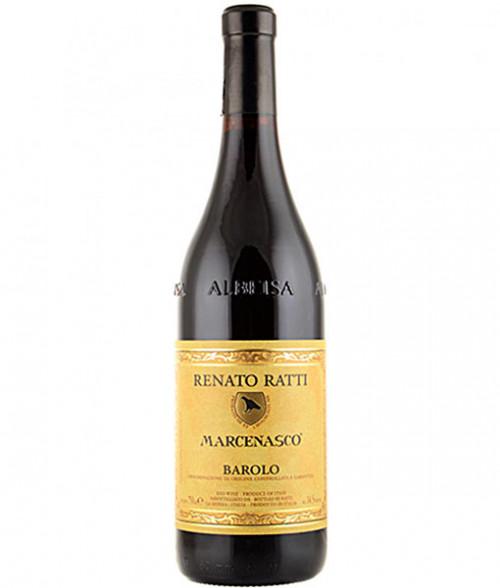 2015 Renato Ratti Barolo Marcenasco 750ml