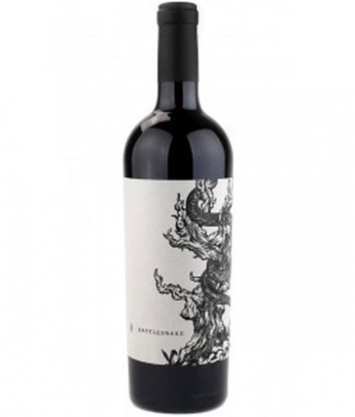 2015 Mount Peak Rattlesnake Zinfandel 750ml