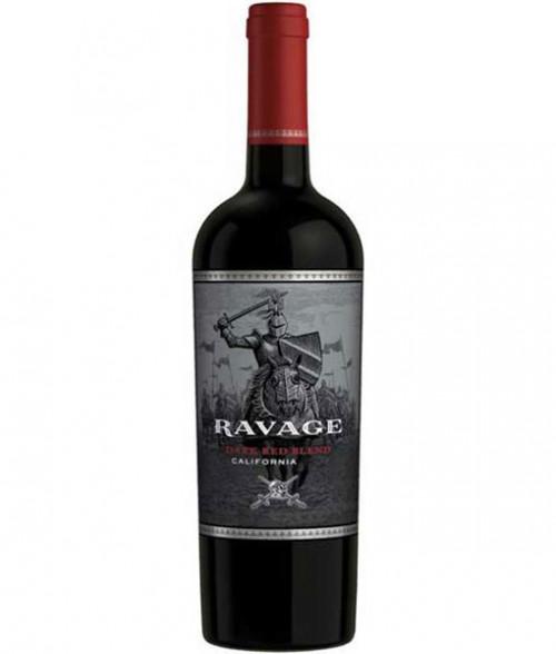 Ravage Dark Red Blend 750ml NV