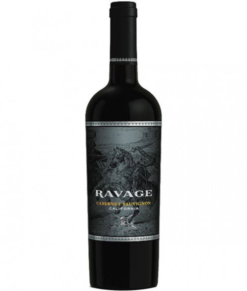 Ravage Cabernet Sauvignon 750ml NV
