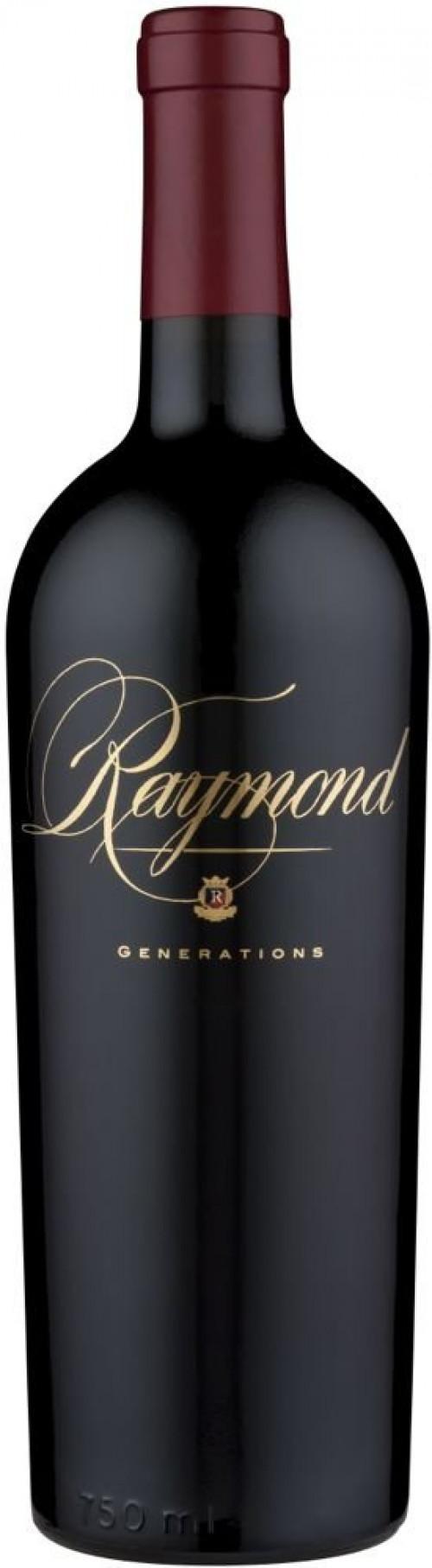 2015 Raymond Generations Red 750ml