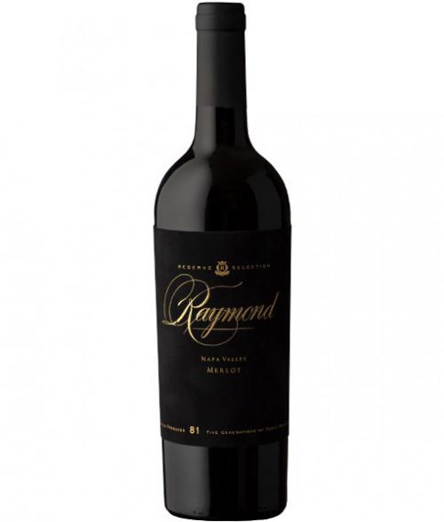 2016 Raymond Black Velvet Reserve Napa Merlot 750Ml