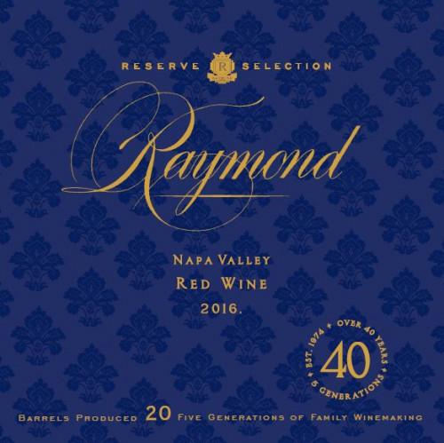2016 Raymond Blue Velvet Napa Red Wine 750ml