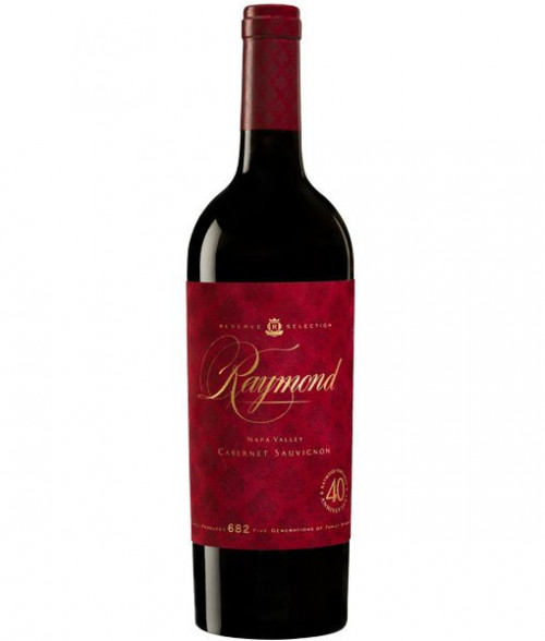 2017 Raymond Red Velvet Reserve Napa Cabernet Sauvignon 750ml