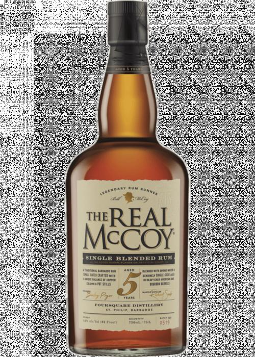 The Real McCoy 5Yr Rum 750ml