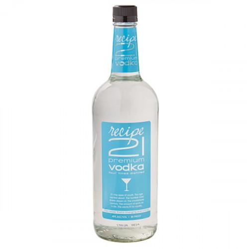 Recipe 21 Vodka 1L