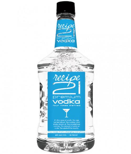 Recipe 21 Vodka 1.75L