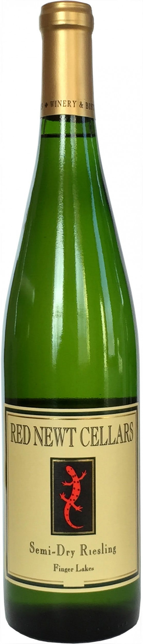 2017 Red Newt Semi-Dry Riesling 750ml