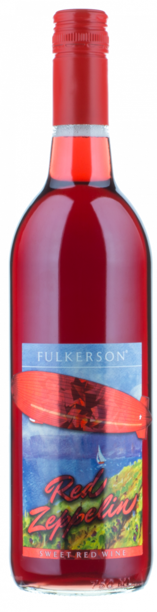 Fulkerson Red Zeppelin 750ml NV