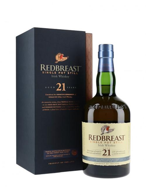 Redbreast 21Yr Irish Whiskey 750ml