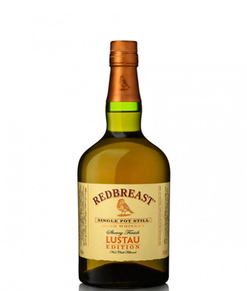 Redbreast Irish Whisky Lustau Edition 750ml