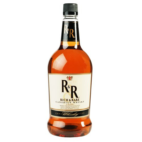 Rich & Rare Whiskey 1.75L