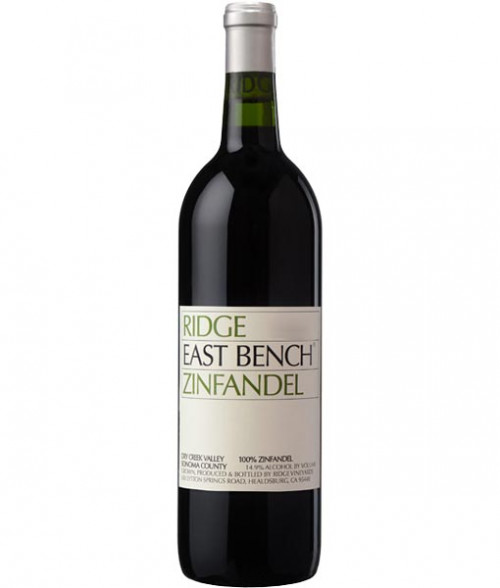 2018 Ridge East Bench Zinfandel 750ml