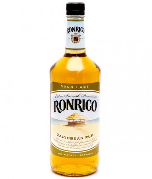Ron Rico Gold Rum 1L