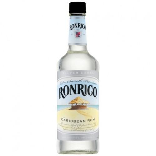 Ron Rico Silver Rum 1L