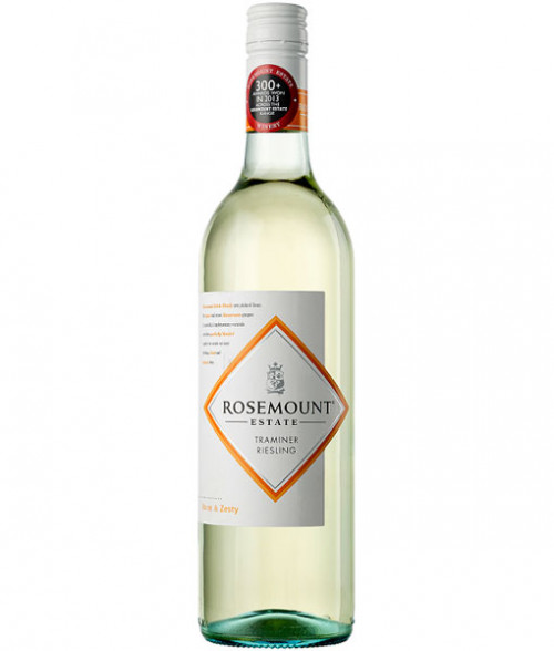Rosemount Traminer Riesling 750Ml NV