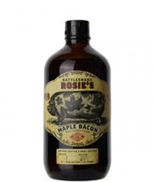 Rattlesnake Rosies Maple Bacon 1L
