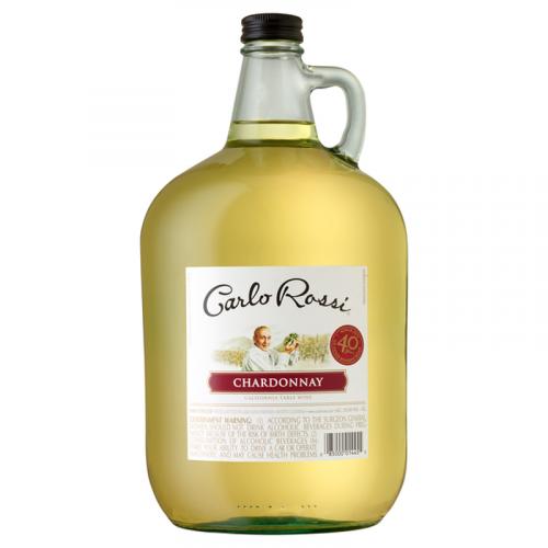 Carlo Rossi Chardonnay 4L NV