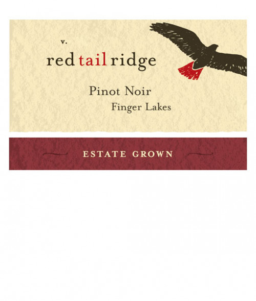 2016 Red Tail Ridge Pinot Noir 750ml