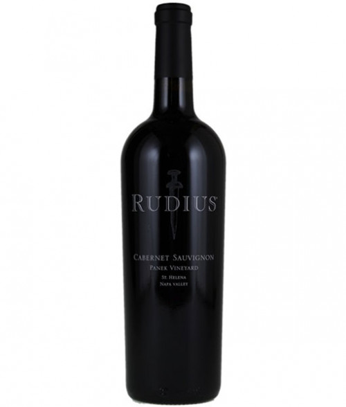 Rudius Cabernet Sauvignon Panek Vineyard 750M