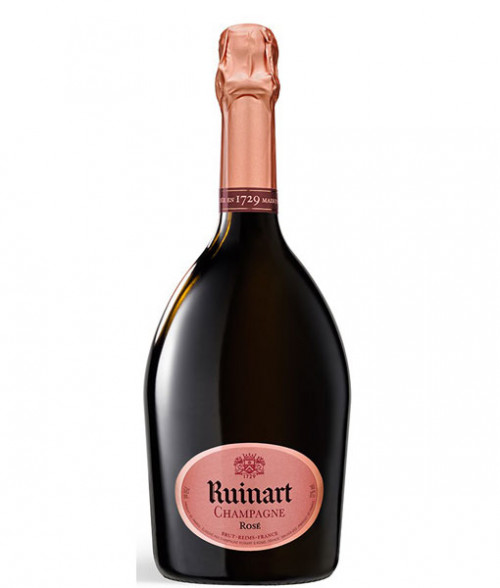 Ruinart Brut Rose Champagne 750ml NV