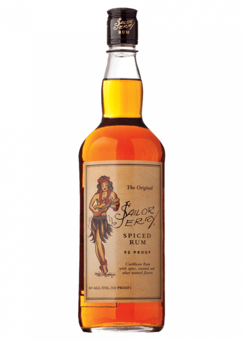 Sailor Jerry Spiced Rum 1L