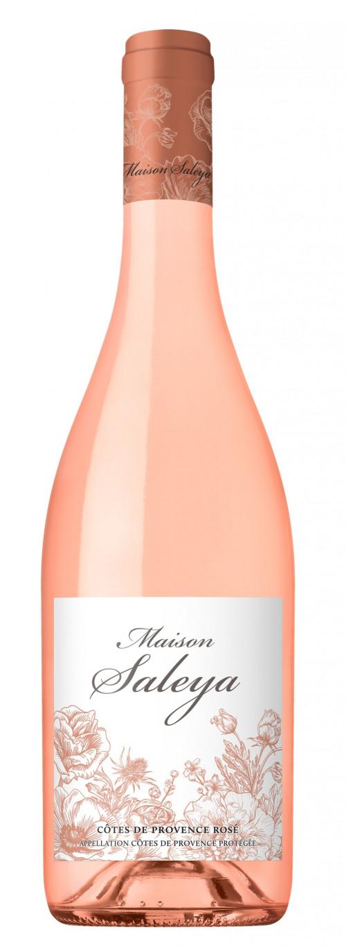 2020 Maison Saleya Rose 750ml