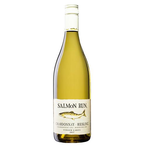 2018 Salmon Run Chardonnay/Riesling 1.5L