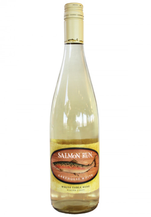 Salmon Run Lakehouse White 750ml NV
