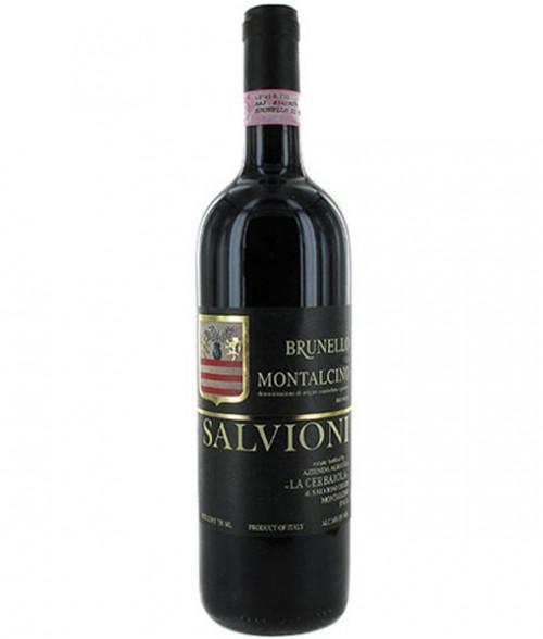 2011 Salvioni Brunello di Montalcino La Cerbaiole 750ml