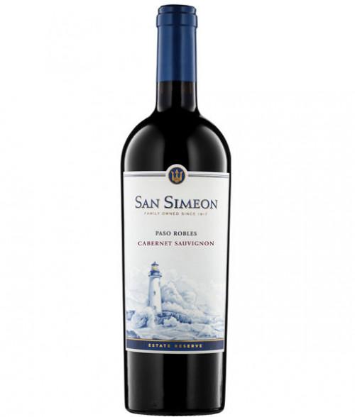 2017 San Simeon Paso Robles Cabernet Sauvignon 750ml