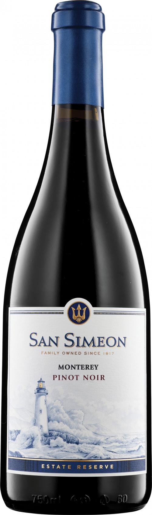 2018 San Simeon Pinot Noir 750ml