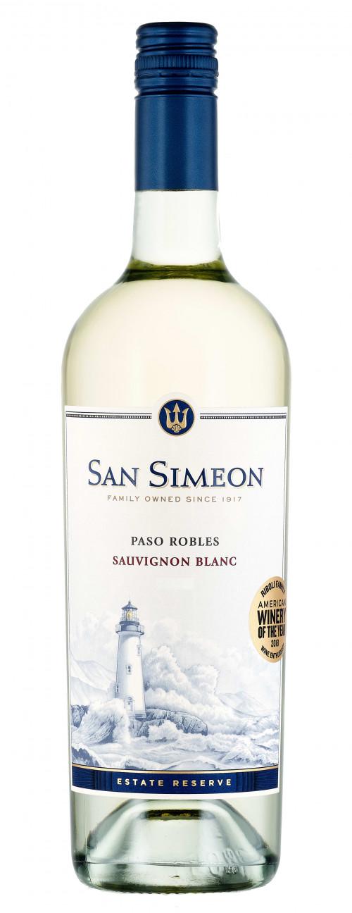 2018 San Simeon Paso Robles Sauvignon Blanc 750ml