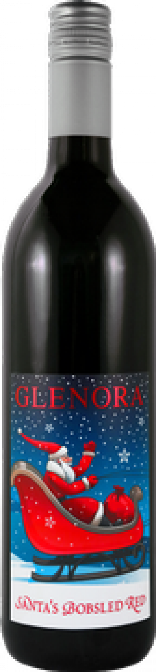 Glenora Santa's Bobsled Red 750ml NV