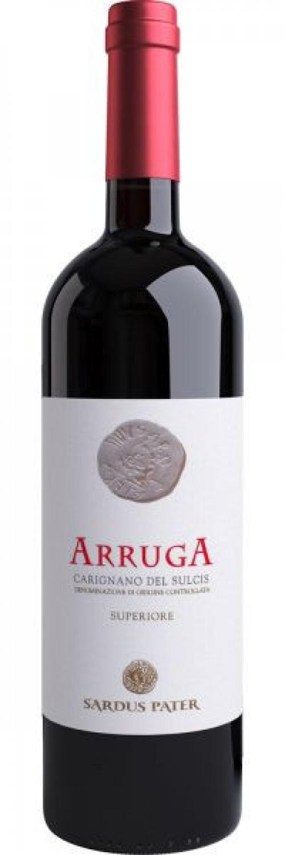 2013 Sardus Pater Arruga Superiore 750ml