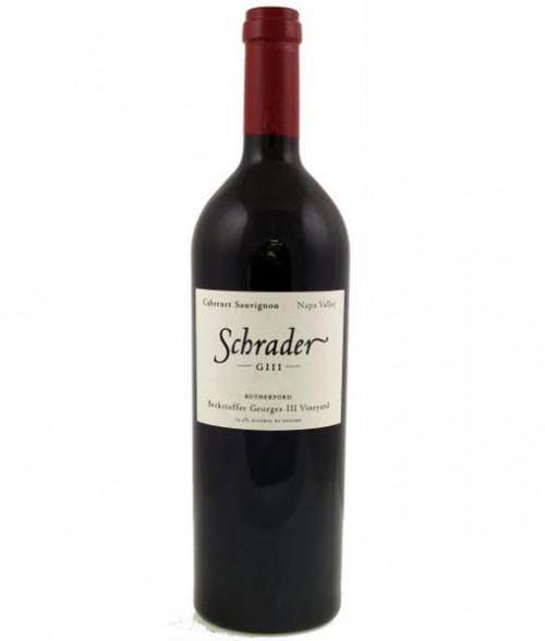 2015 Schrader GIII Cabernet Sauvignon 750ml