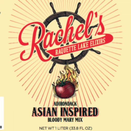 Rachels Raquette Lake Elixirs Asian Inspired Bloody Mary Mix 1L