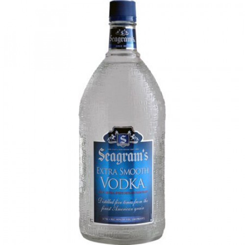 Seagrams Vodka 1.75L