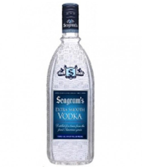 Seagrams Vodka 1L